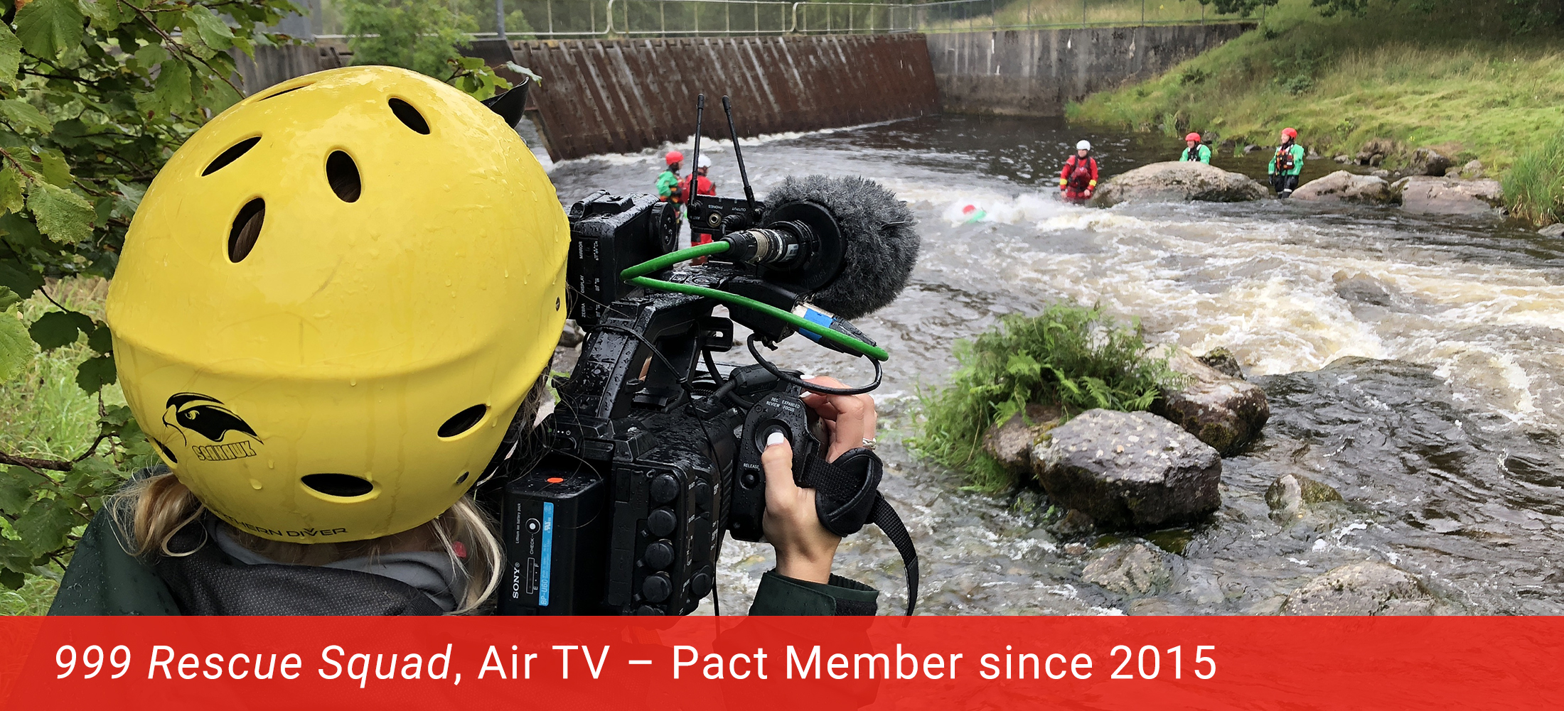 Image: 999 Rescue Squad made by Air TV, Pact Member since 2015