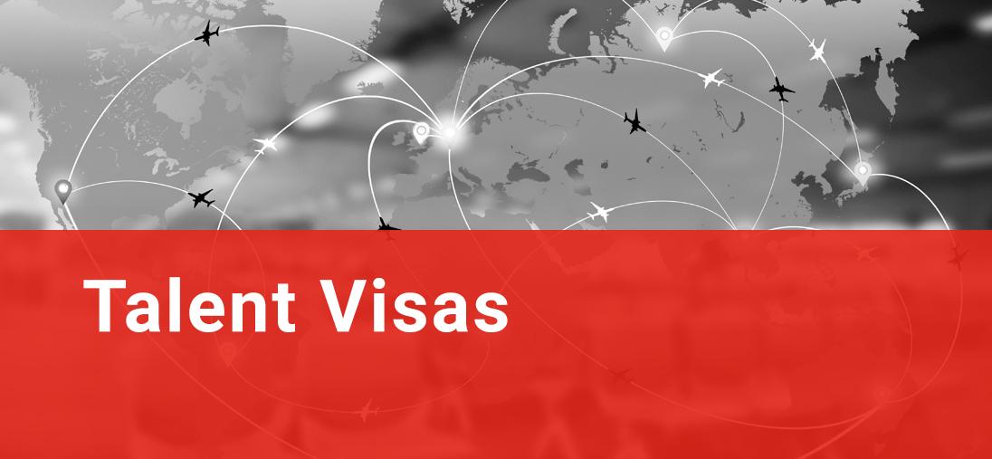 Talent Visas