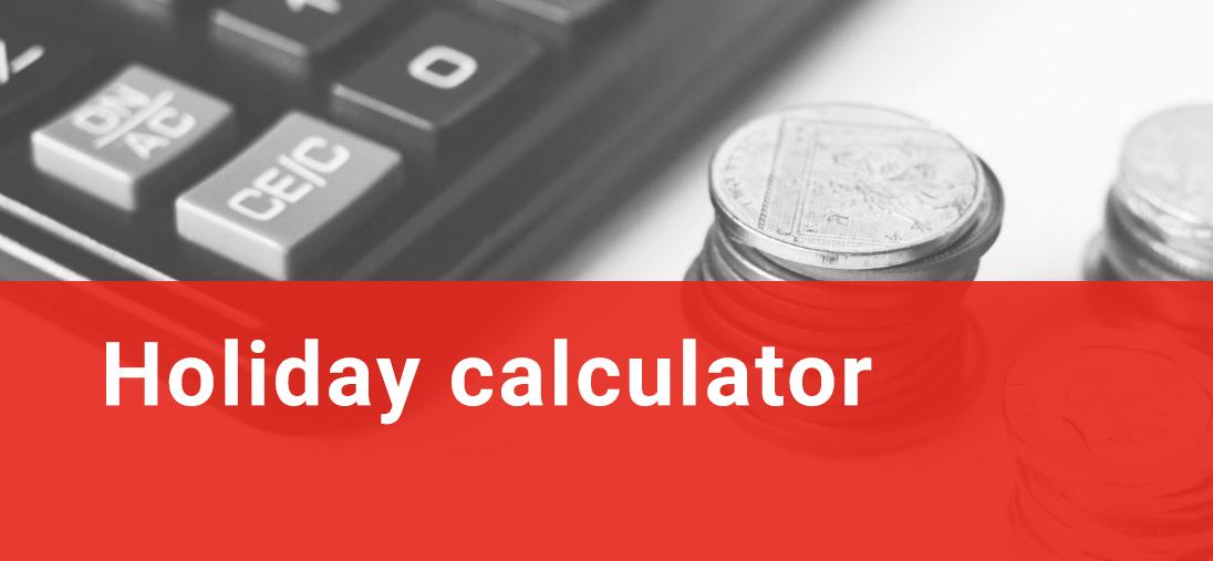Holiday Calculator