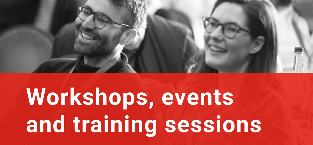 Workshops Training and Events