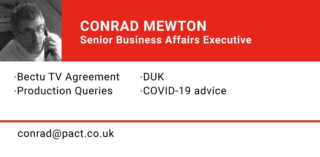 CONRAD MEWTON, Senior Business Affairs Executive