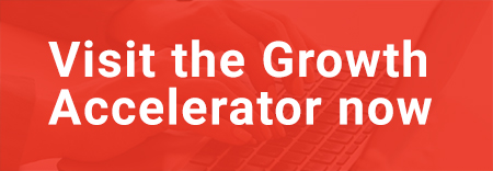 Link box: Visit the Growth Accelerator now