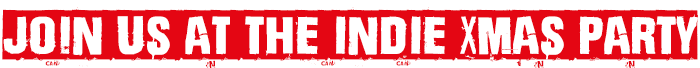 Heading: Join us at the Indie Xmas Party