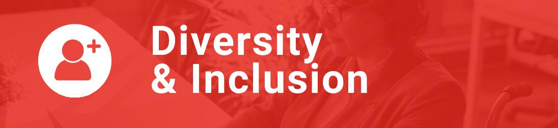 Link box: Diversity & Inclusion